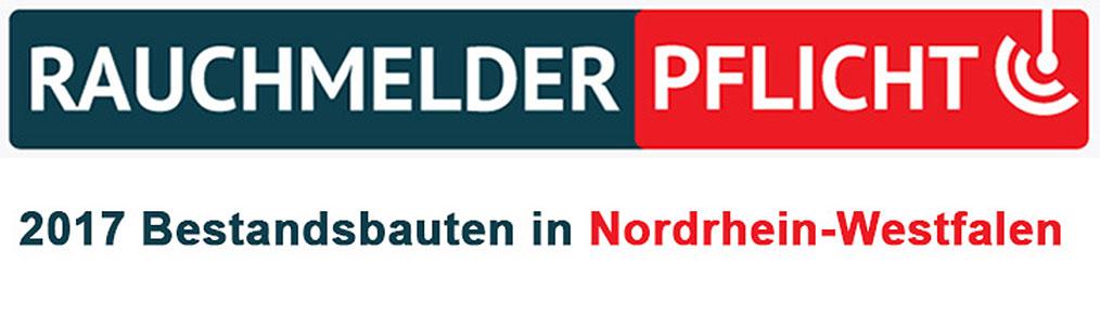 Rauchmelderpflicht in Nordrhein Westfalen