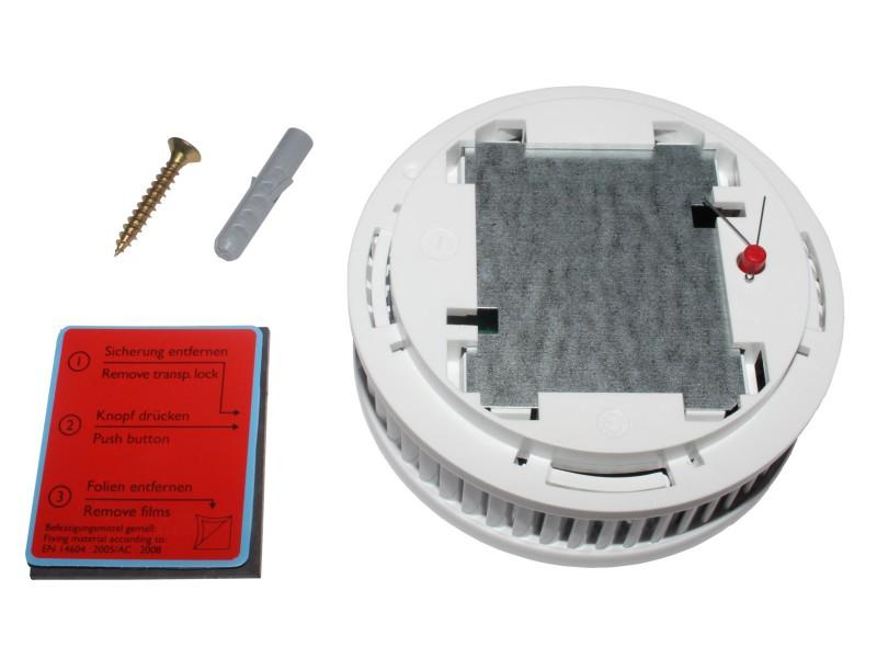 hybrid rauchmelder pyrexx px 1 biskuit rauchmeldershop. Black Bedroom Furniture Sets. Home Design Ideas