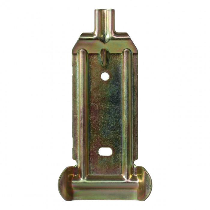 SQS-Wandhalter für Feuerlöscher, universal, gelb verzinkt