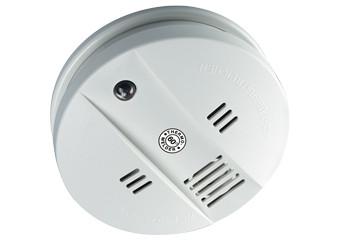 Thermomelder K-TM3 Hitzemelder Brandmelder 9V vernetzbar mit bis zu 30 Geräten