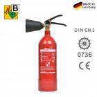 Jockel K 2 J CO²-Feuerlöscher 2 kg K2J