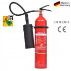 Jockel K 5 J CO²- Feuerlöscher 5 kg K5J_