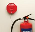 SQS Entnahme-Alarm für Feuerlöscher D-SecourFL-Alarm