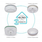 Smart-Home-Funkrauchmelder ELRO-Connects FZ5002Rs - 2er Set