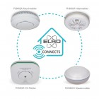 ELRO Connects Rauchmelder Set K1 Smart Home SF400S
