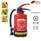 Jockel F 3 H System Feuerlöscher Fettbrand 3 Liter F3H8